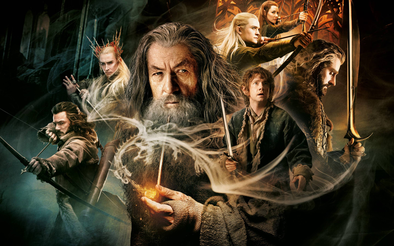 Amazoncom The Hobbit The Desolation of Smaug Bluray 3D UV Martin Freeman Richard Armitage Ian McKellen Benedict Cumberbatch Orlando Bloom Evangeline