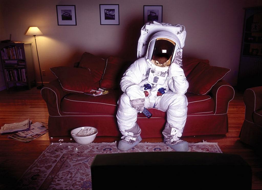 Прикольные картинки космонавты
