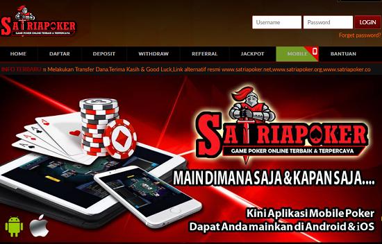 Satria Poker Satria Poker Sketchfab
