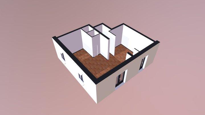 Saluzzo 3D Model