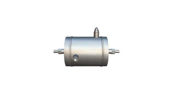СР-40 3D Model