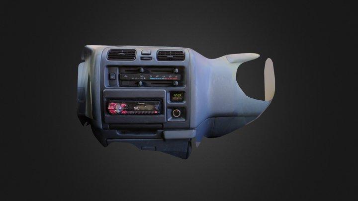Hiace Dash 3D Model