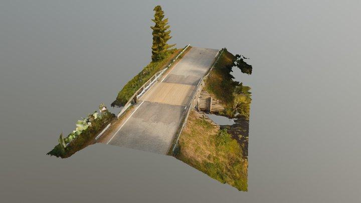 Karhi bridge 3D Model