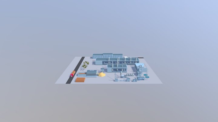 Plant_1 3D Model