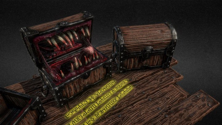 The Mimic 3D Model