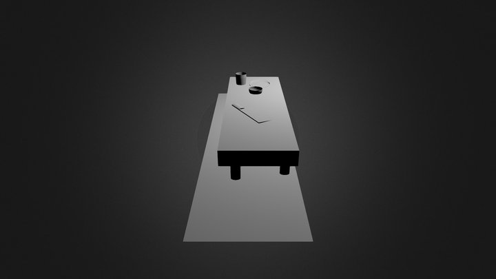 dapur 3D Model