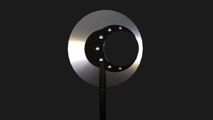 Eclipse Axe 3D Model