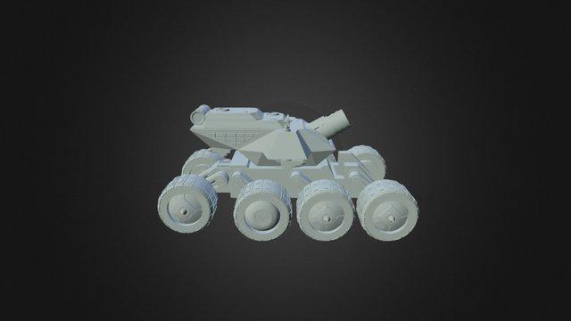 VASA Alkonost 3D Model