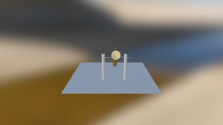 Blunderbuss 3D Model