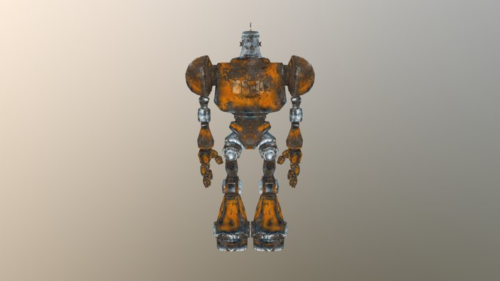 Roboc! 3D Model