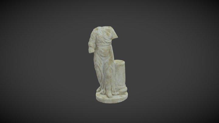 Porcelain figurine 3D Model