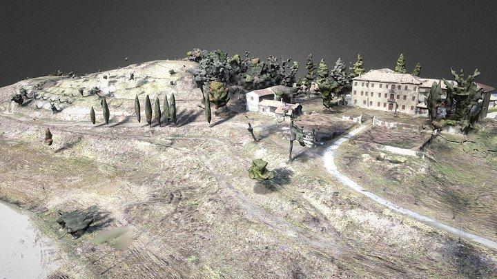 Caneva_stato di fatto 3D Model