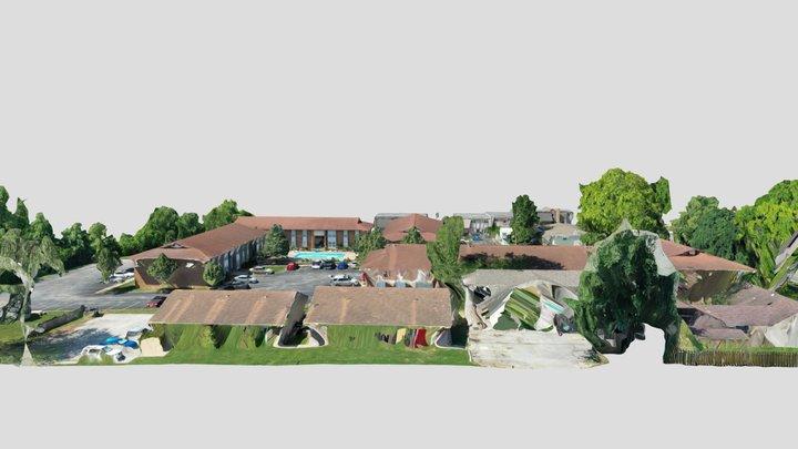 Meheli Pines Apartments, Springfield MO 3D Model