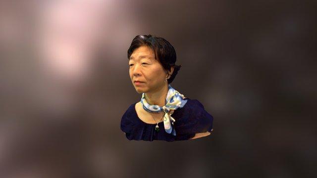 Lady Shi 3D Model