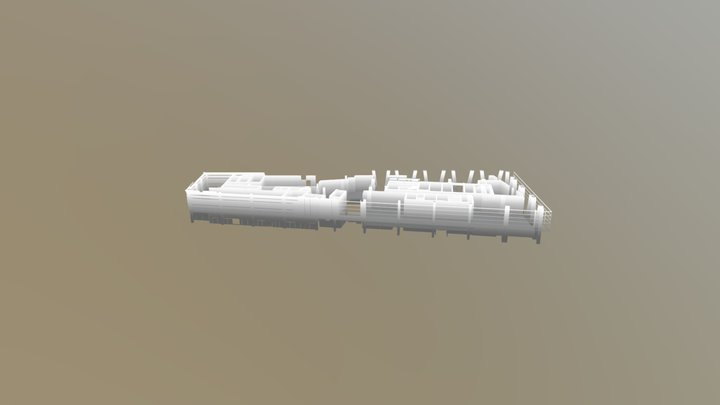 AAA 3D Model