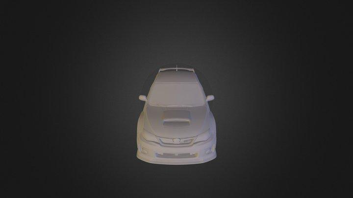Sub Wrxsti 11 3D Model