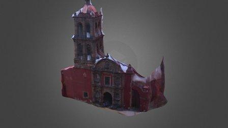 Hospitalito 3D Model