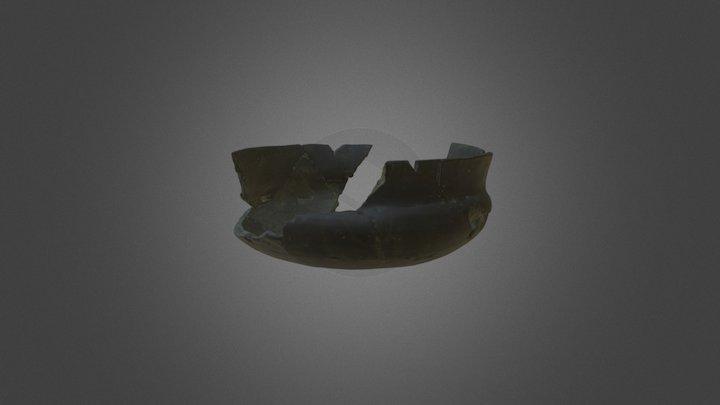IJzertijdkom (Rupelmonde - Kalverstraat) 3D Model