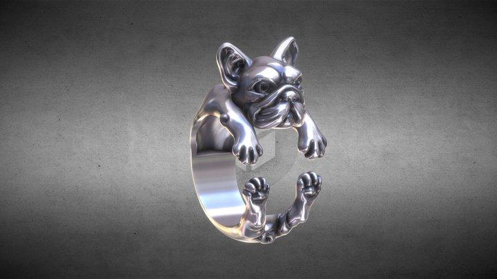 Bul Bul Rings 2 3D Model
