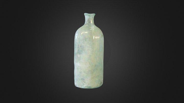 Drug Bottle - Chris 3D Model