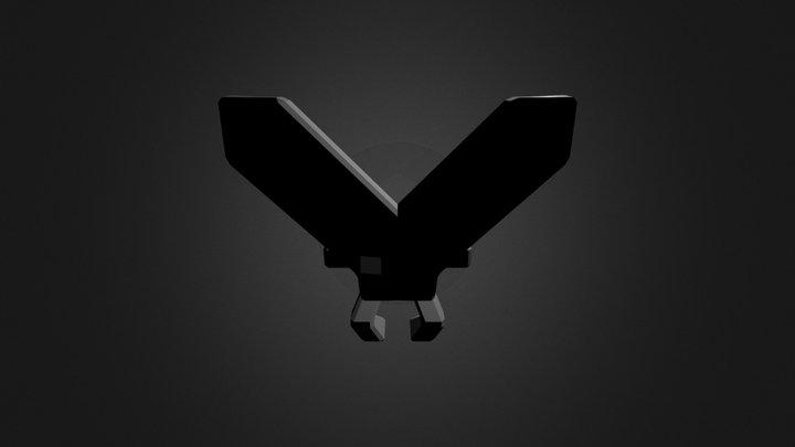 Mech-Droid 3D Model