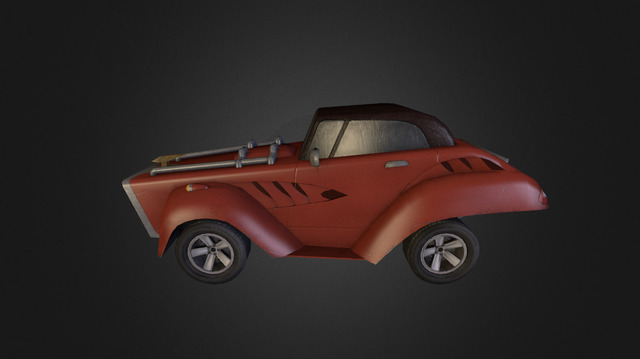 Car Test  3D Model