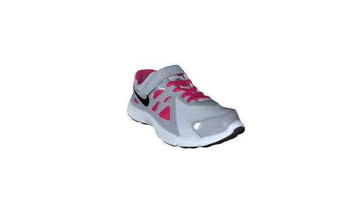 Nike Kid Sneaker 3D Model