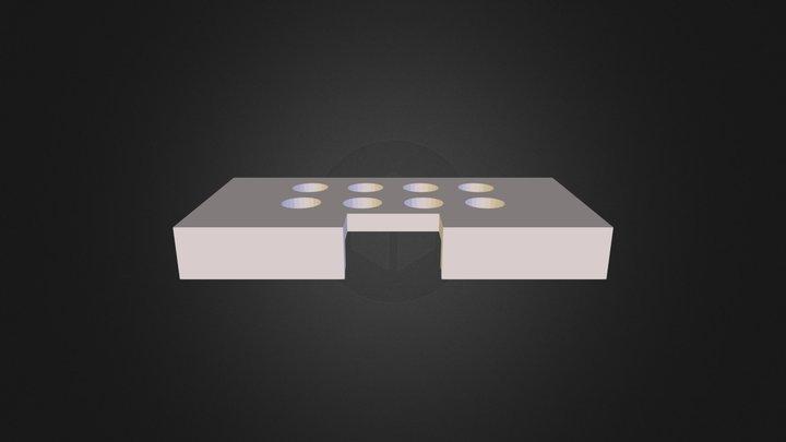 U S Sensor Case V2  3D Model