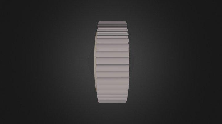 גלגל ברבי 3D Model