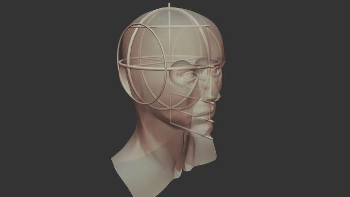 blabla 3D Model
