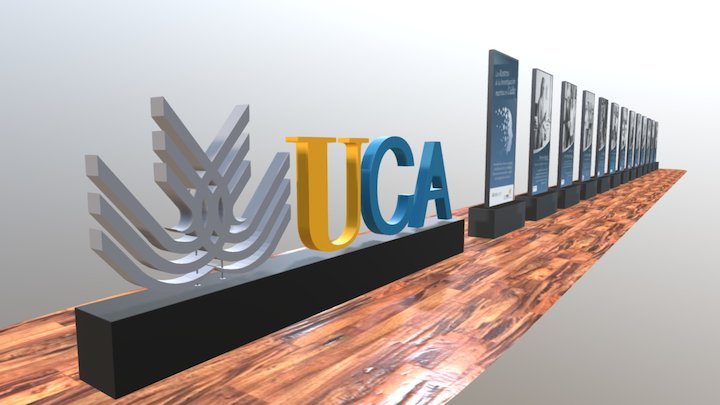 Exposición Final 2 3D Model
