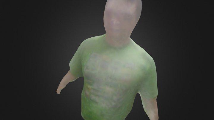 First go 3D Model