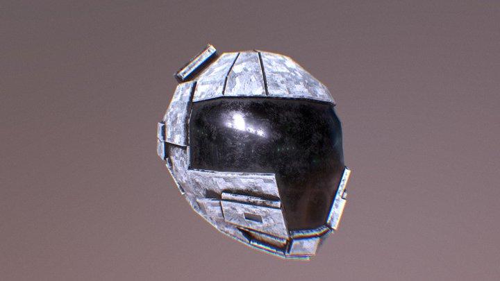Capacete Militar 3D Model