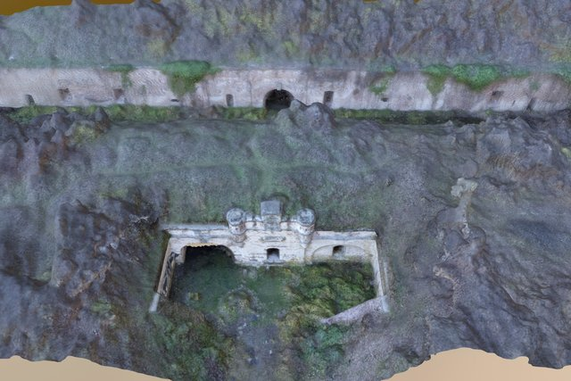 Fort Nr1 Chitila Medium 3D Model