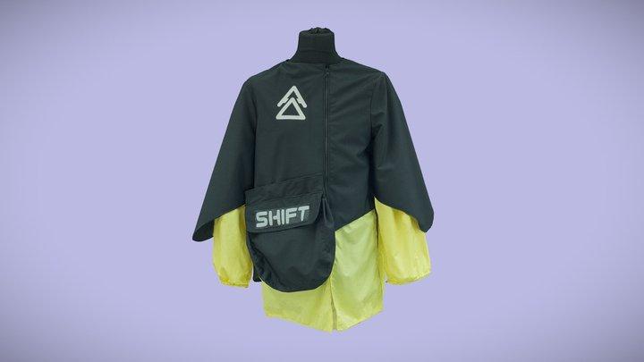 Fashion Jacket - AOTD #3 3D Model