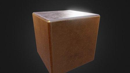 Material Test #007 3D Model