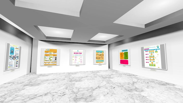 OIT's in VR 3D Model
