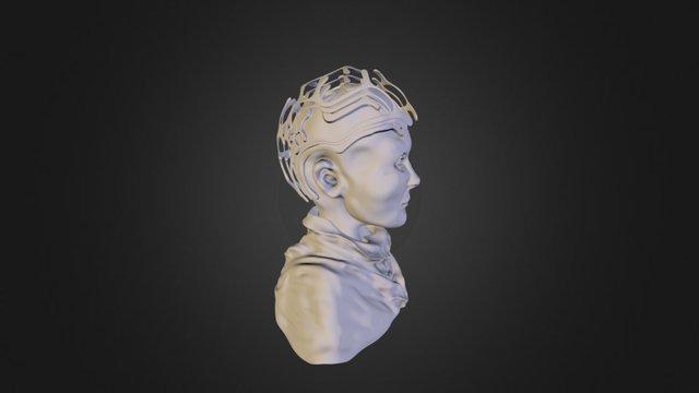 Child mentat sketch 3D Model