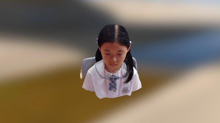 4C 廖璟橦 3D Model