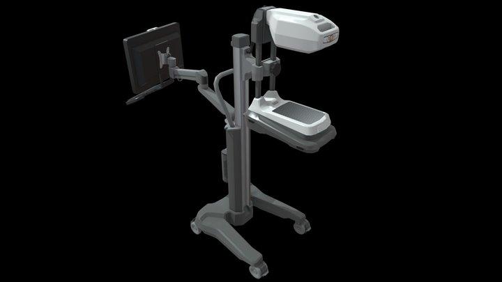 Orthoscan Mobile DI 3D Model