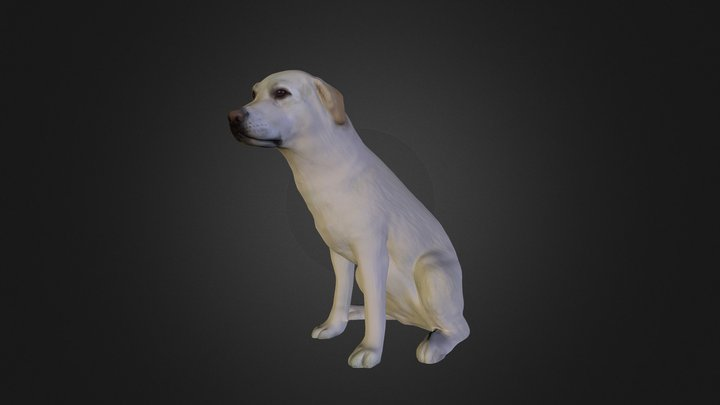 Unsere Amy 3D Model