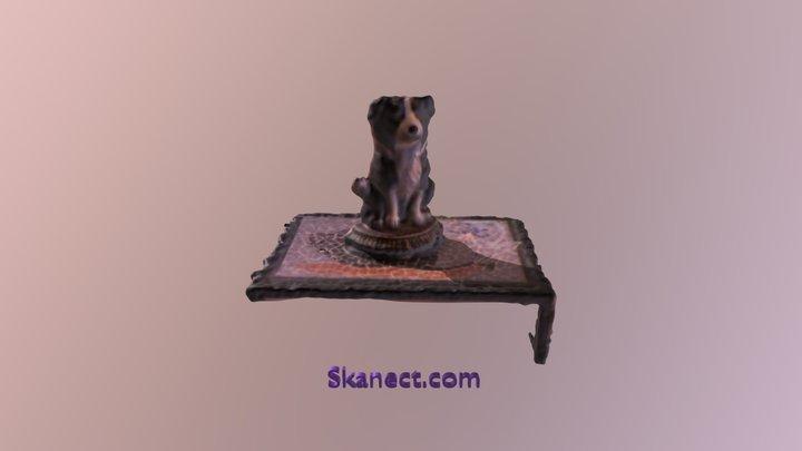 chien 3D Model