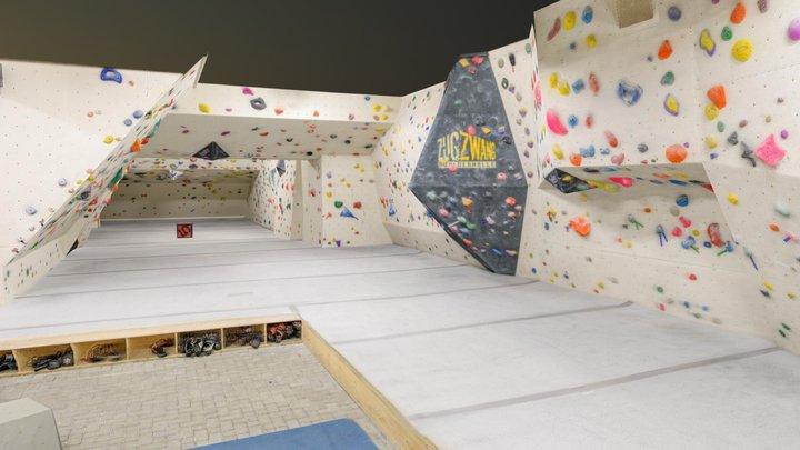 BoulderhalleZugzwang03 3D Model