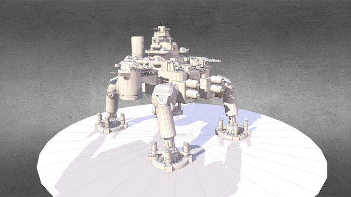 Outerlimits 3D Model