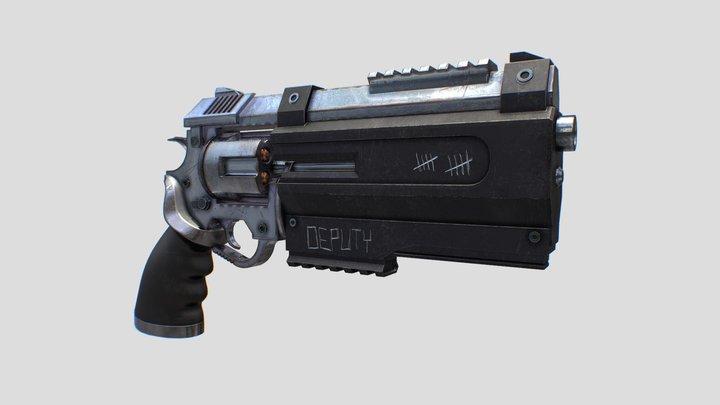 The Deputy 3D Model