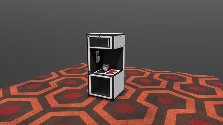 Kitchen Unit 3D Model