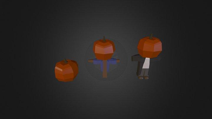 NewBob 3D Model