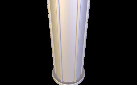 suporte_v2 3D Model