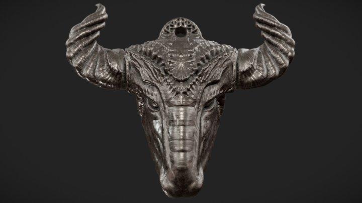 pednant design 3D Model