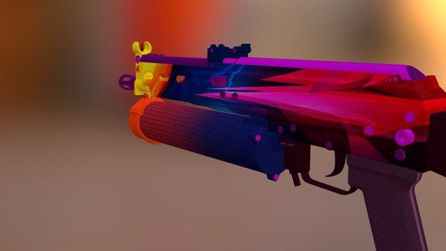 Bizon 3D Model
